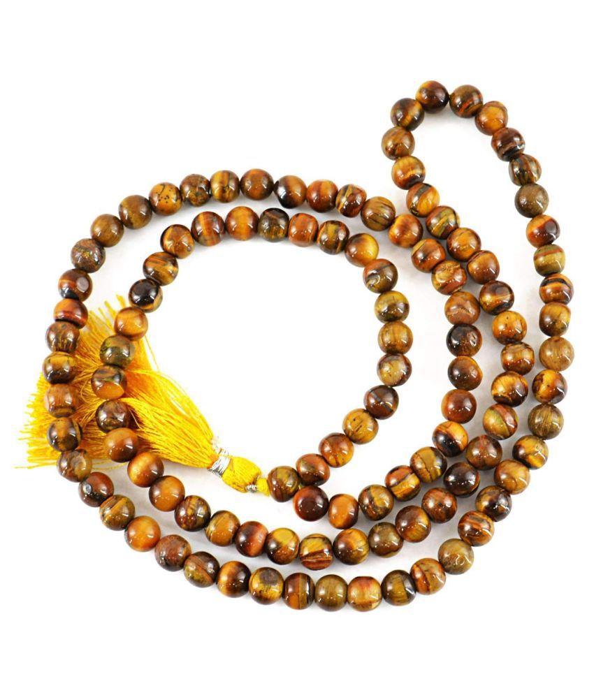 Tiger's 109 Beads Eye Mala