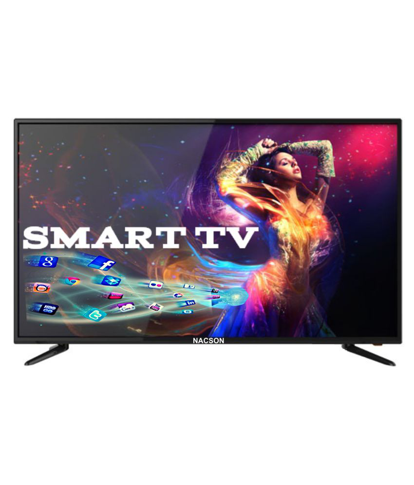 Nacson NS32W80 80 cm ( 32 ) Smart HD Ready (HDR) LED Television With 1+2 Year Extended Warranty