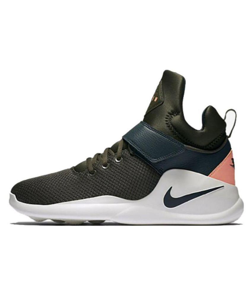 Nike Kwazi Green Training Shoes - Buy