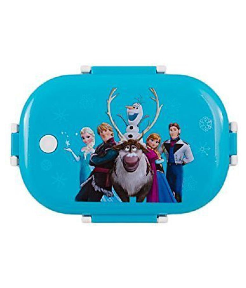 Priceless Deals Blue Lunch Box