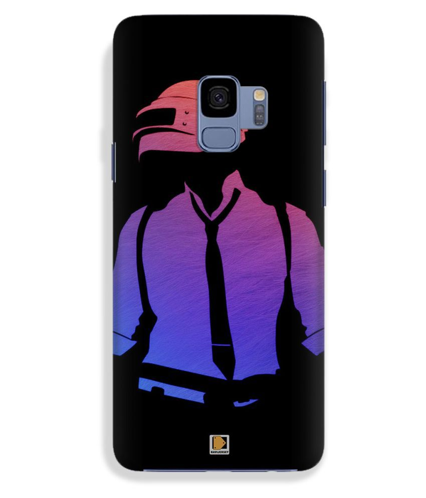 Samsung Galaxy S9 Printed Cover By NAVI JERSEY Premium Look Cases