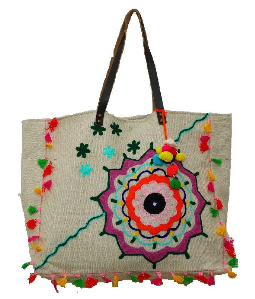 Prismatic decor Multi Shopping Bags - 1 Pc