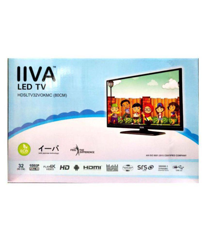 IIVA LED TV IIVA LED 32 SMART 80 cm ( 32 ) Full HD (FHD) LED Television