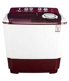 LG 10 Kg P2065R3SA Semi Automatic Semi Automatic Top Load Washing Machine