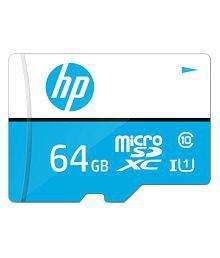 HP 64 GB Class 10 Memory Card