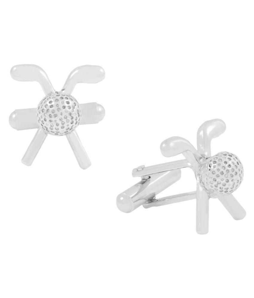 ZIVOM Silver Brass & Copper etc Cufflinks