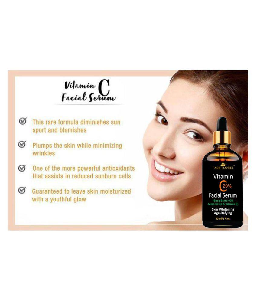 Park Daniel Vitamin C Serum - Skin Whitening Face Serum 30 mL