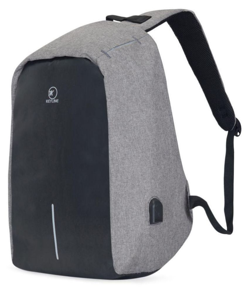 KEYLINE Grey Backpack