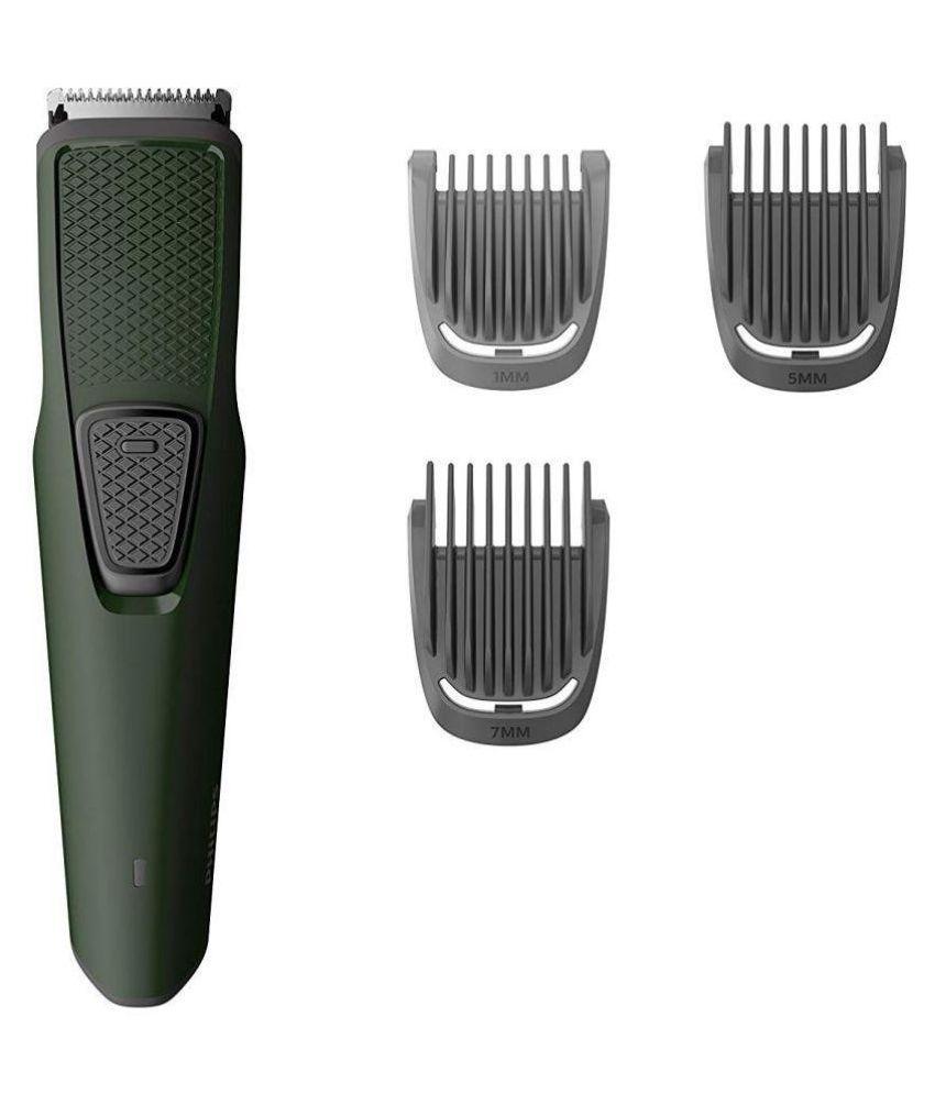 Philips BT1212/15 Beard Trimmer ( GREEN )
