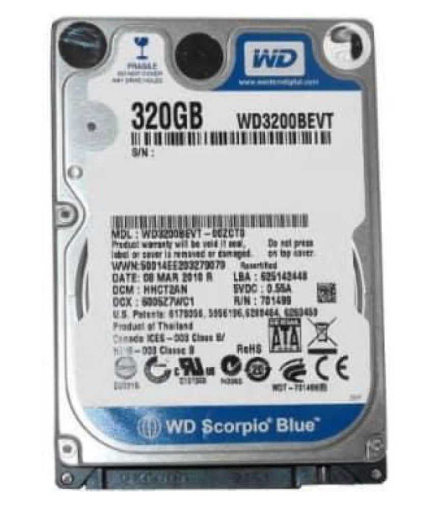 WD WD3200BEVT (2.5