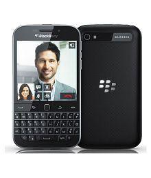 Blackberry Blackberry Classic ( 16GB , 2 GB ) Black