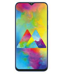 Samsung Galaxy M20 ( 64GB , 4 GB ) Blue