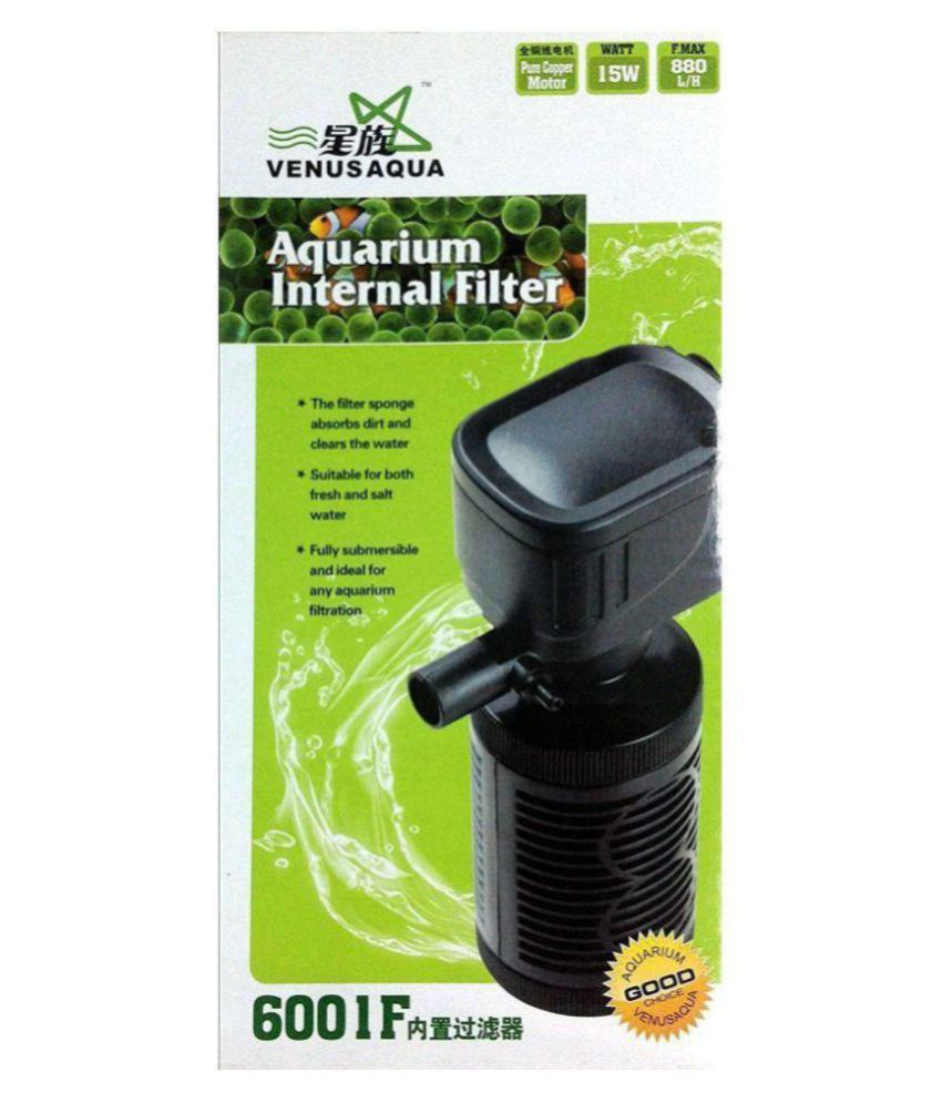 Venus Aqua Aquarium Internal Filter 6001F