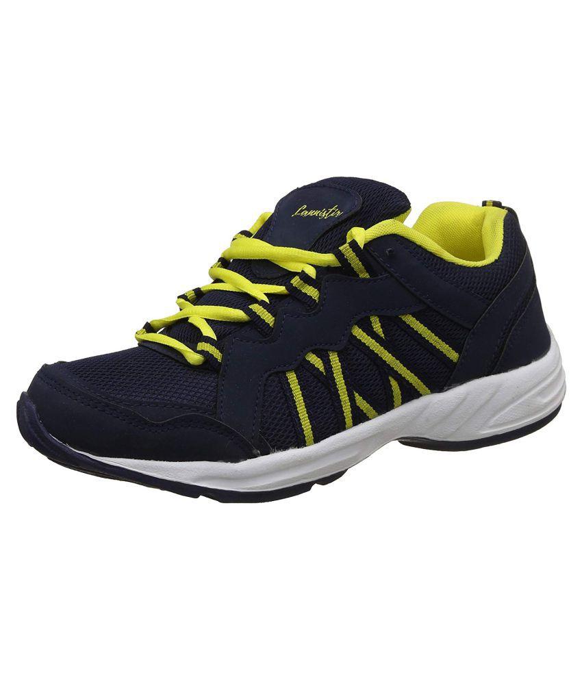 Lannistir Men's Navy Running Shoes
