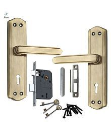 door handle sets buy door handle sets online at best prices in rh snapdeal com