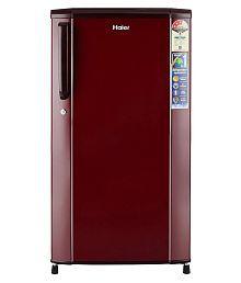 Haier 170 Ltr 3 Star HRD-1703SR-E Single Door Refrigerator - Maroon