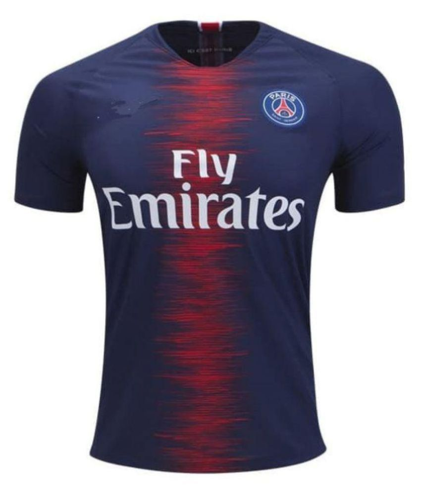 reputable site 1b995 3d3ad PSG NEYMAR HOME JERSEY WITH SHORTS 2018-2019