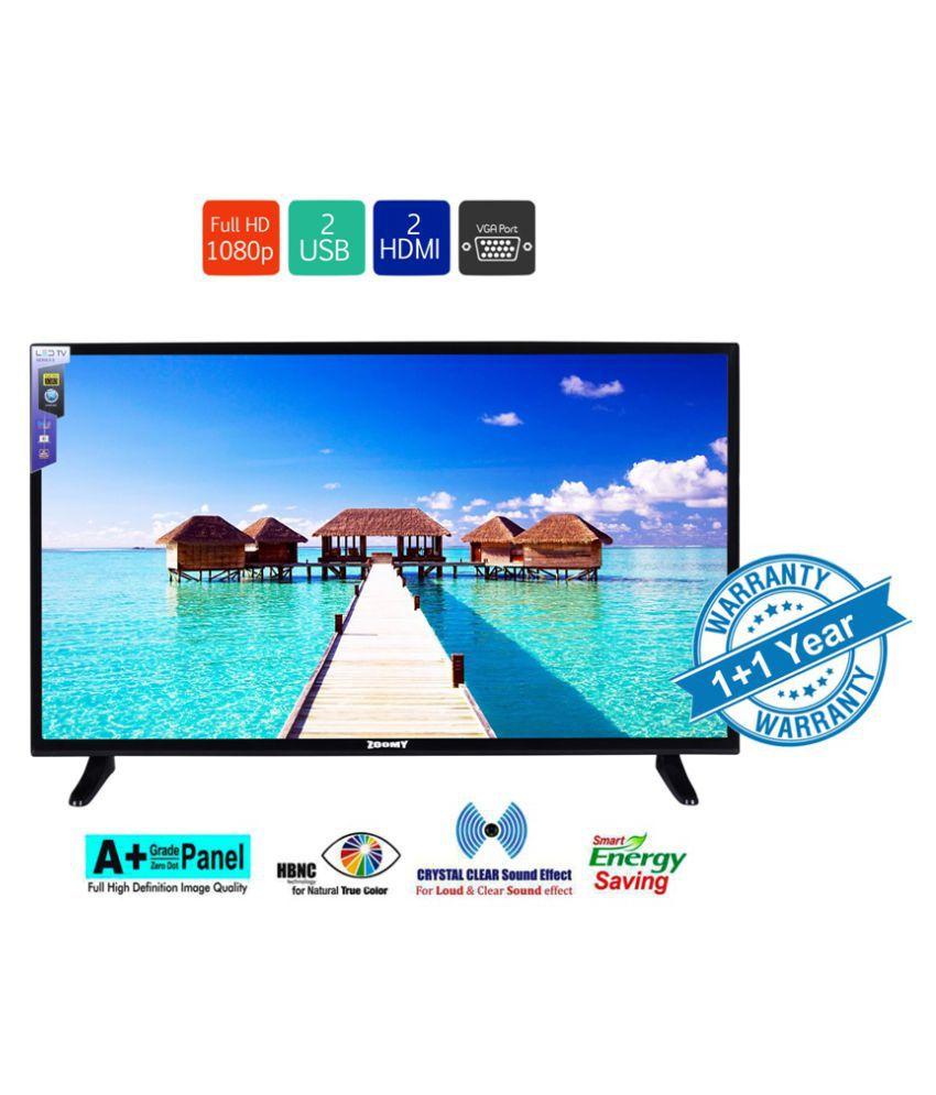 zoomy ZO324K 80 cm ( 32 ) Full HD (FHD) LED Television
