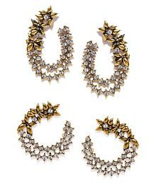 0b8c441c7 Earrings: Buy Earrings for Women and Girls - UpTo 87% OFF at ...
