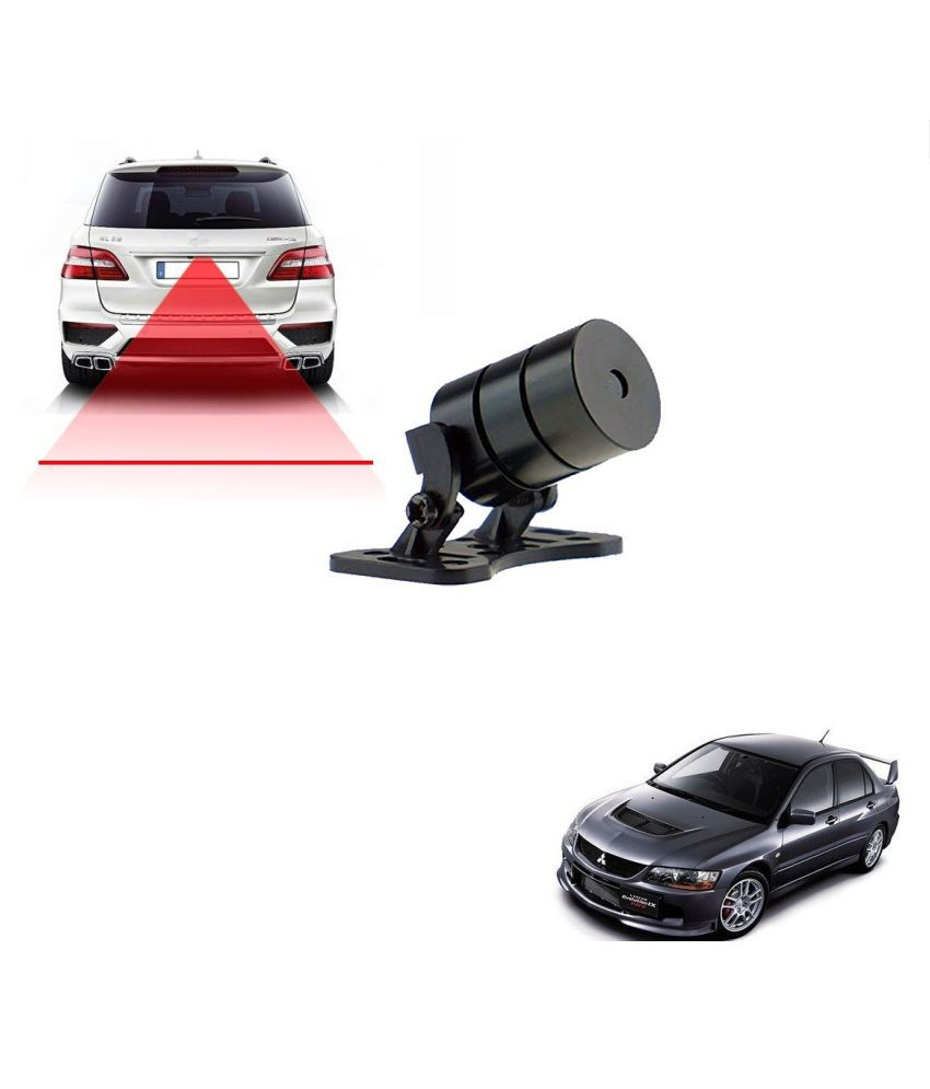 Auto Addict Car Styling Anti Collision Safety Line Led Laser Fog Lamp,Brake Lamp,Running Tail Light-12V Cars For Mitsubishi Lancer