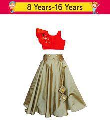 2a9e3decf93d Girls Lehenga Cholis: Buy Girls Lehenga Cholis Online at Best Prices ...