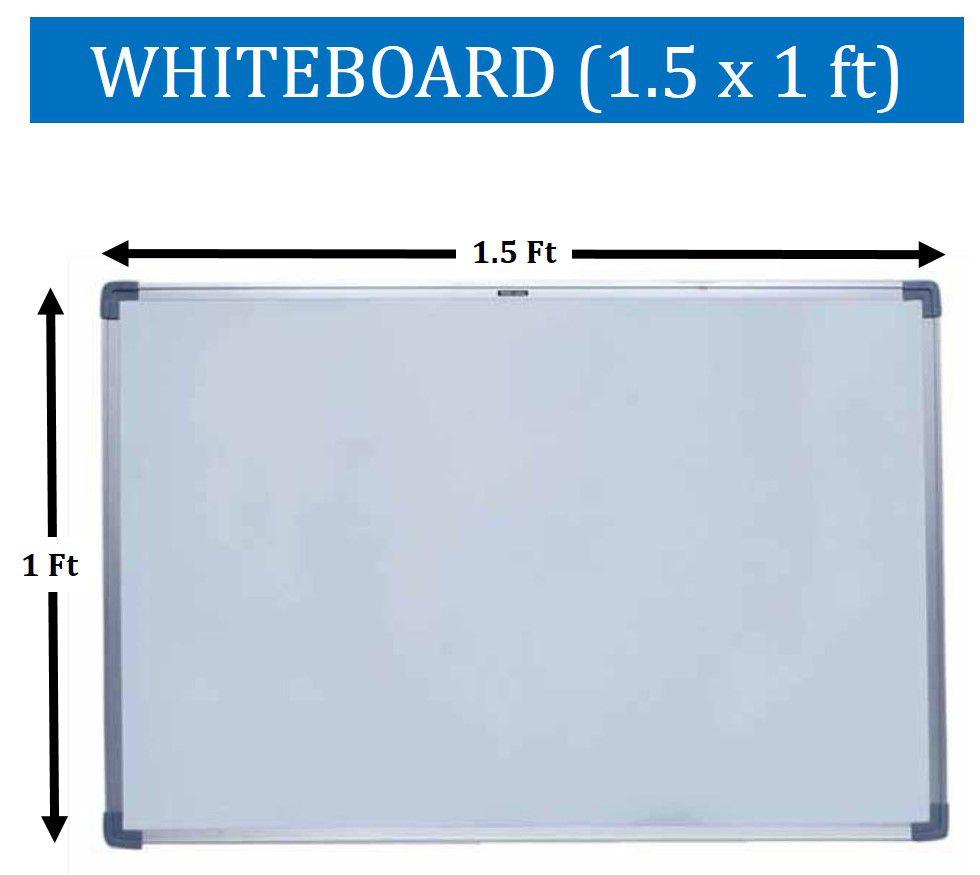 Roger & Moris White Board (1 5 x 1 feet)