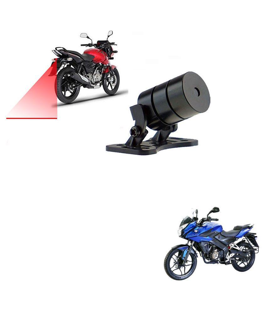 Auto Addict Bike Styling Led Laser Safety Warning Lights Fog Lamp,Brake Lamp,Running Tail Light-12V For Bajaj Pulsar as150