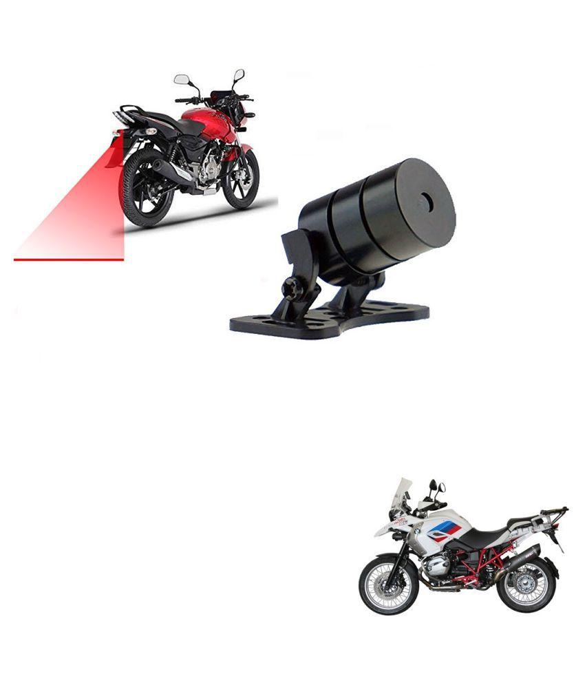 Auto Addict Bike Styling Led Laser Safety Warning Lights Fog Lamp,Brake Lamp,Running Tail Light-12V For BMW R 1200