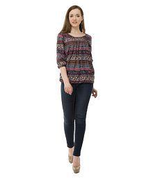 ba05954b6e6 Tops for Women: Buy Tops, Designer Tops and Tunics Online for Women ...