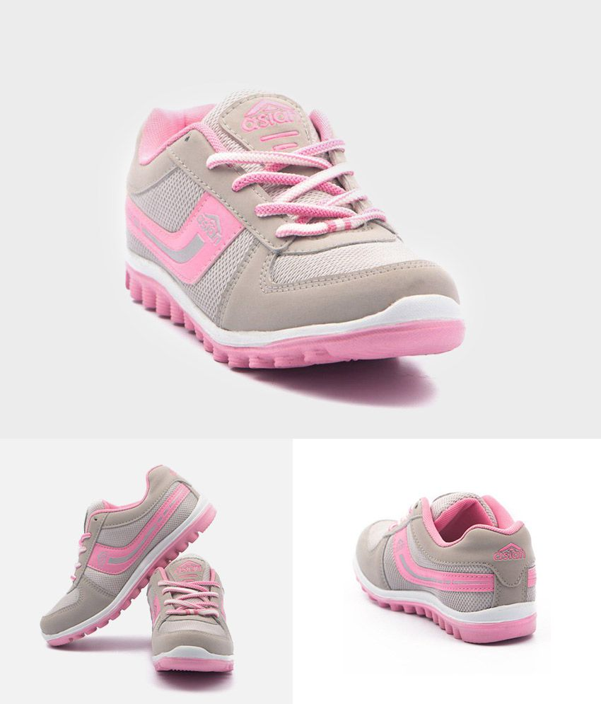 ASIAN Pink Lifestyle Shoes