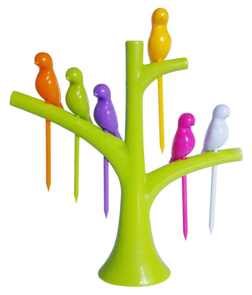 Marketwala Plastic Fork