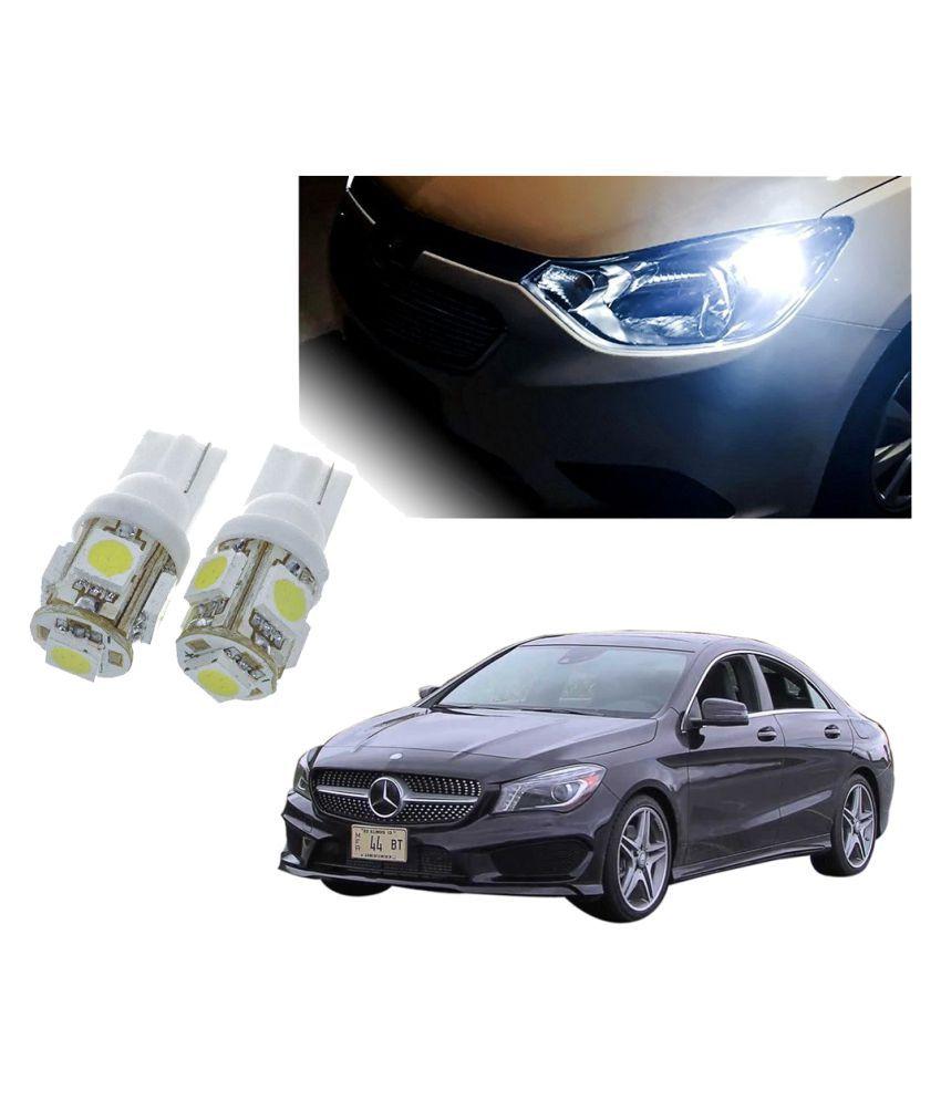 Auto Addict Car T10 5 SMD Headlight LED Bulb for Headlights,Parking Light,Number Plate Light,Indicator Light For Mercedes Benz CLA-Class