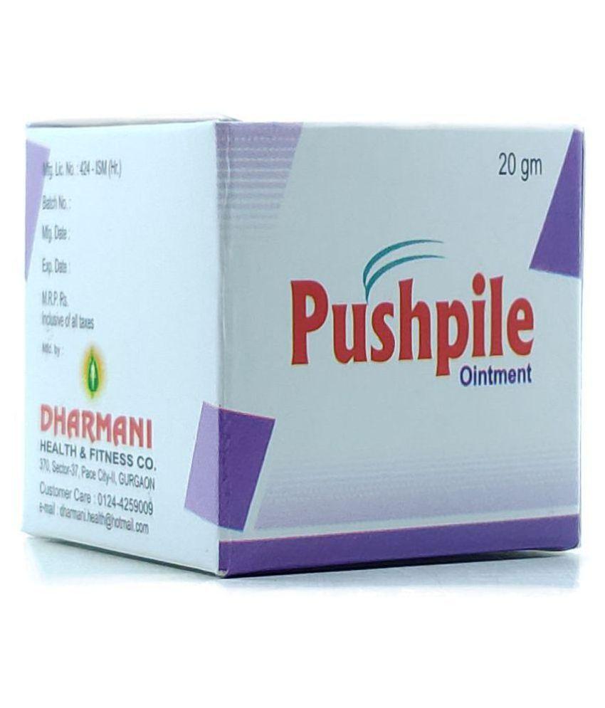 Dharmani Pushpile Gel 20 ml Pack of 3