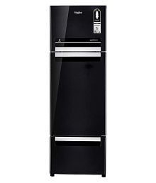 Whirlpool 260 Ltr No Star FP283D ProttonRoy Multi Door Refrigerator - Black