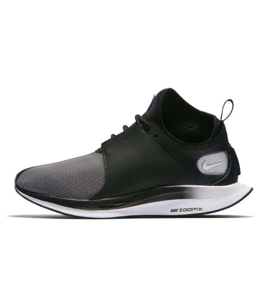 Conception innovante 9d095 c533f Nike Zoom Pegasus Turbo XX 2019 LTD Running Shoes Black