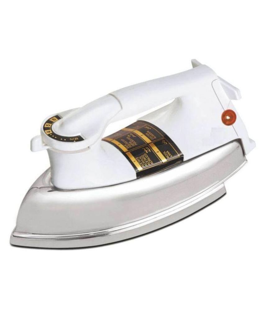 IDOLESHOP SLIRON-931HW Dry Iron White