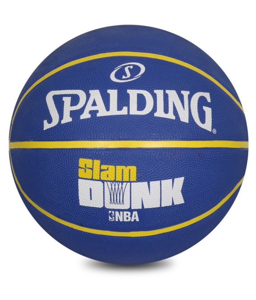 Spalding 5 Rubber Basketball