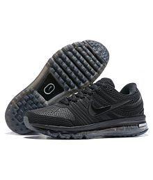 Nike NIKE 2017 BLACK KPU Running Shoes Black