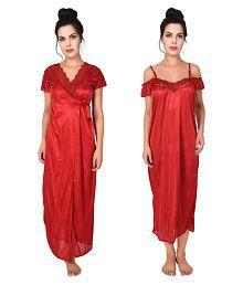 74f081588a3 Women Nightwear Upto 80% OFF: Women Nighties, Night Suits, Night ...