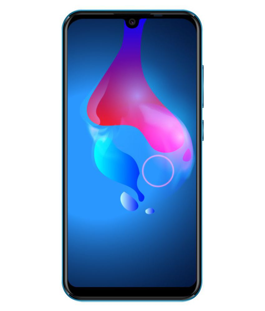 Coolpad Cool 3 ( 64GB , 4 GB ) Midnight Blue
