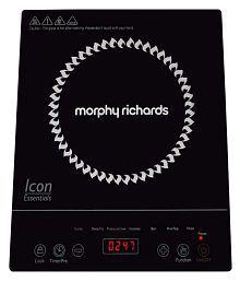 Morphy Richards ICON ESSENTIALS 1600 Watt Induction Cooktop