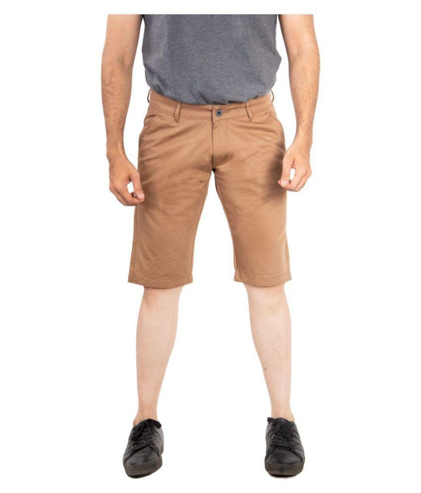 CastleBuck Gold Shorts