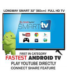 Smart Television: Buy Smart TVs Online at Best Prices in India