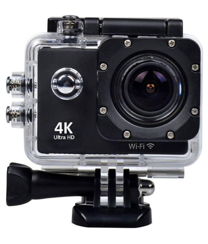 Bushwick K02 4K Waterproof MP Digital Camera