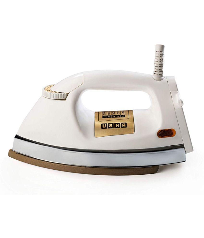 Usha EI 3710 Dry Iron Cream