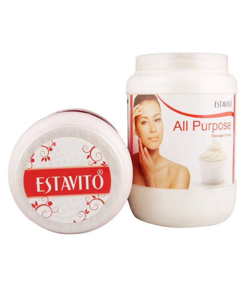 Estavito All Purpose Face& Body Massage Day Cream 800 gm