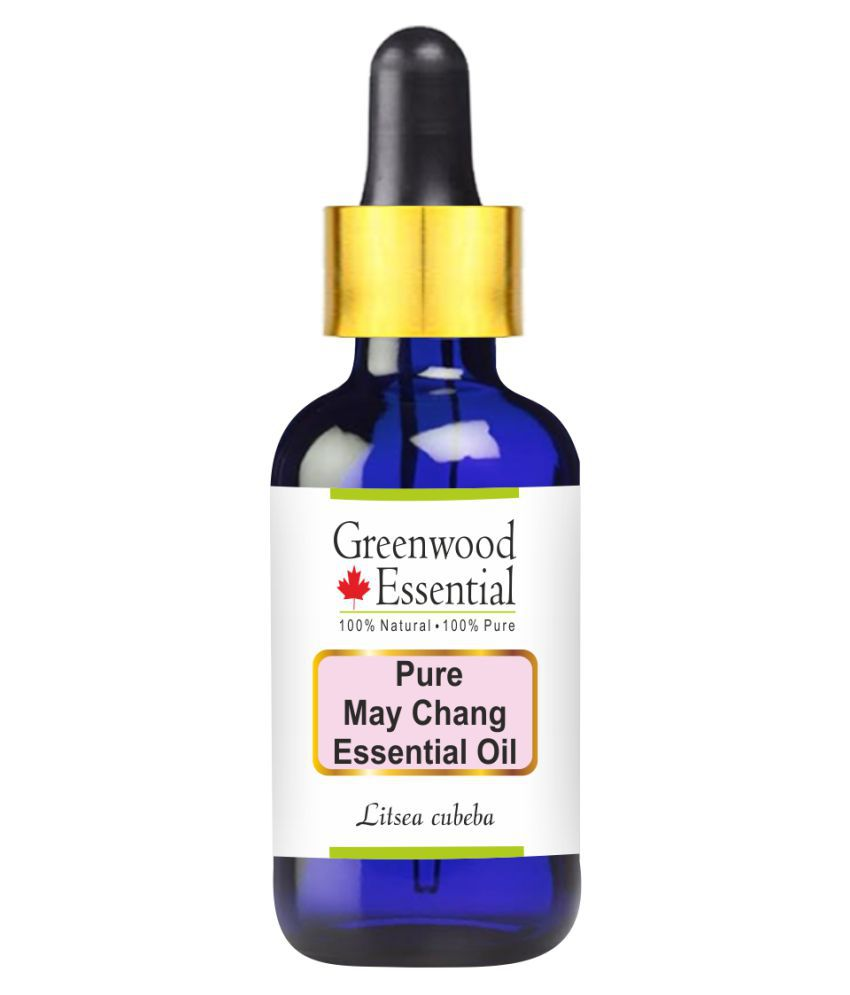Greenwood Essential Pure May Chang  Essential Oil 30 mL