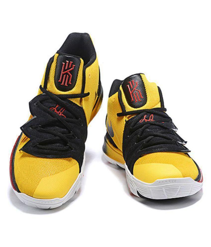 Nike Hyperdunk 2019 Kyrie Irving Yellow