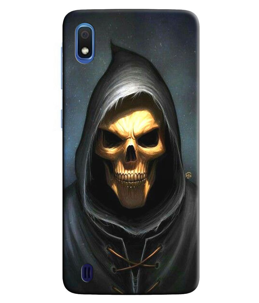 Samsung Galaxy A10 Printed Cover By HI5OUTLET