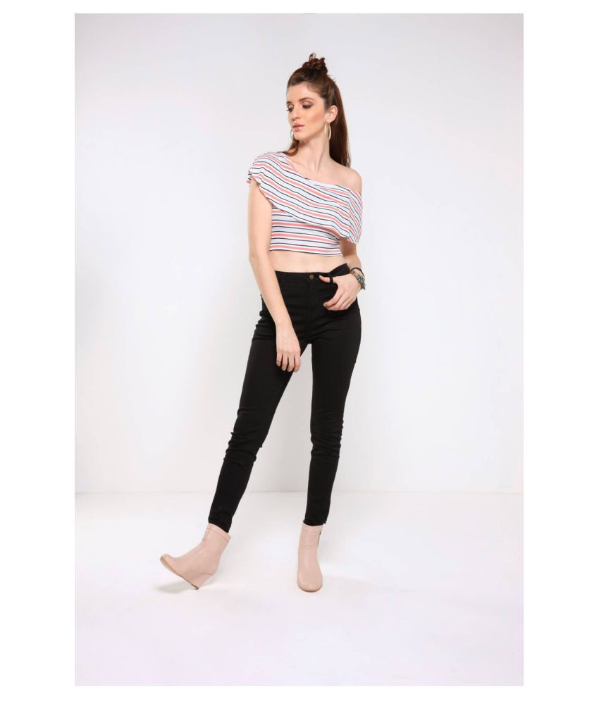 FREAKINS Denim Jeans - Black